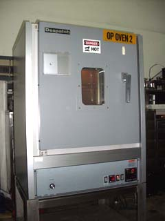 Despatch Clean Oven